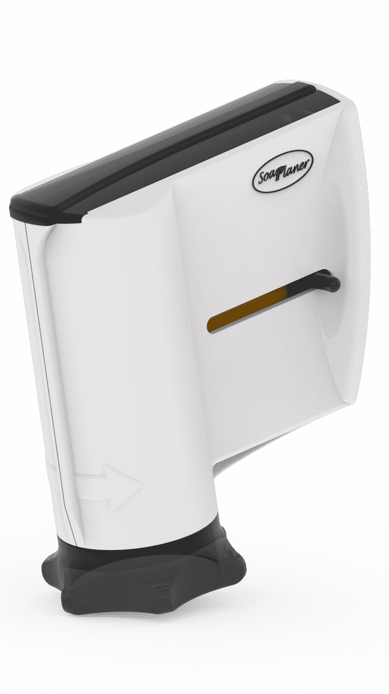 Flakes bar soap dispensers